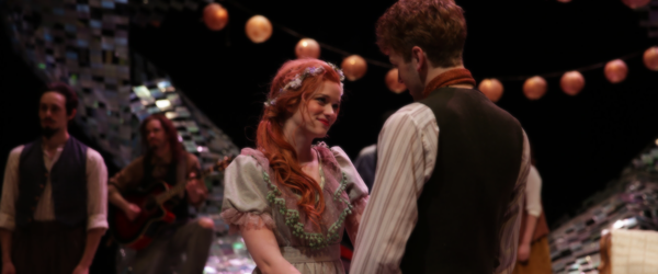 "Novas imagens de ""As You Like It"""