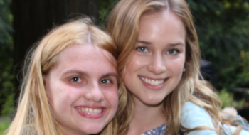 FOTO E VÍDEO: Elizabeth no set de Dead of Summer