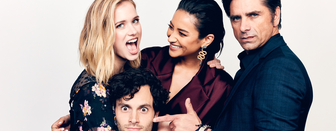 Novos portraits do TCA