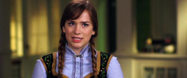 Elizabeth fala sobre Anna em extra da quarta temporada de Once Upon a Time