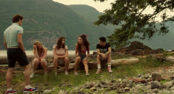 Novas cenas de Dead of Summer são divulgadas