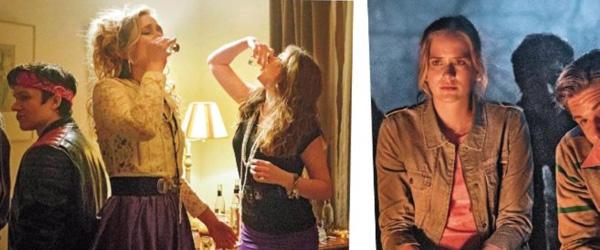 TV Guide divulga novas imagens de 'Dead of Summer'