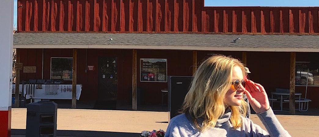 FOTOS E VÍDEOS: Elizabeth visita o Grand Canyon