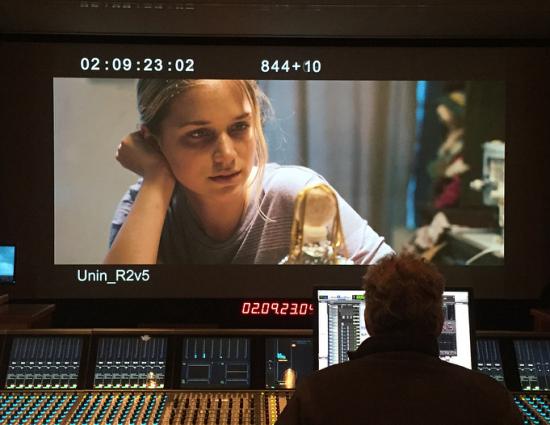 Nova imagem de Elizabeth em 'Unintended'