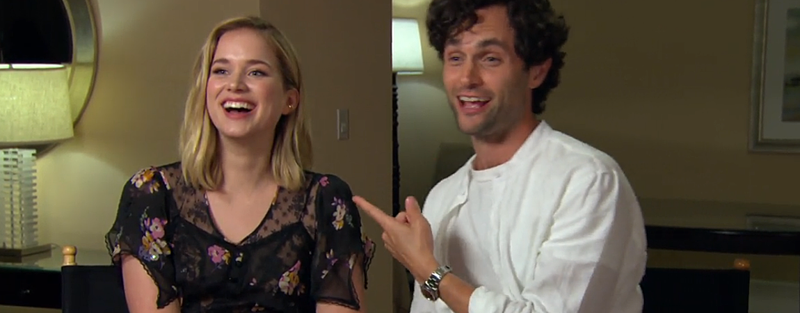 VÍDEO: Penn Badgley explica o final de Gossip Girl a Elizabeth