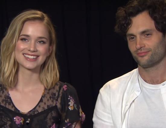 VÍDEOS: Novas entrevistas de Elizabeth no TCA