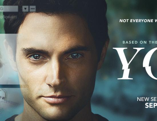 Novo trailer e poster de 'YOU'