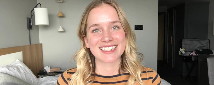 VÍDEO: Elizabeth manda mensagem ao Clucb NextNow